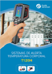 Sistemas alerta temperatura corporal Guide T120